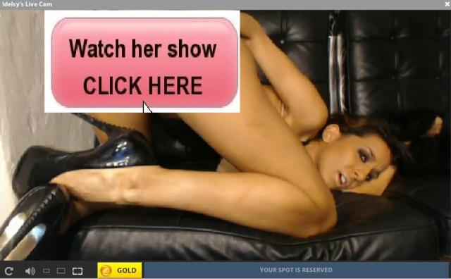 A sexy latin cam model from Venezuela, Idelsy puts on a very sexy performance!