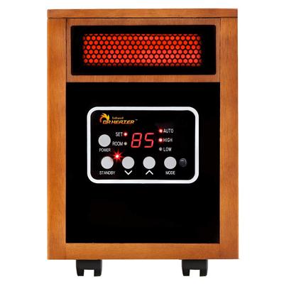 Dr Heater Portable Quartz Infrared Heater