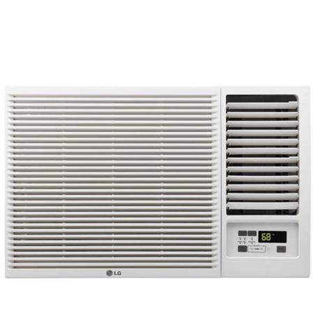 LG LW1216HR 12,000 BTU 230V Window-Mounted AIR Conditioner with 11,200 BTU Heat Function