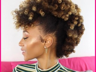 Easy Natural Hairstyles for Medium Length Hair