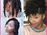 Quick And Easy Natural Hairstyles