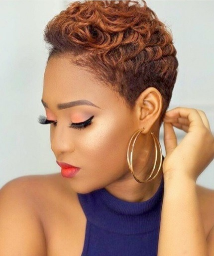 The Best Short Hairstyles for Black Women 2018-2019