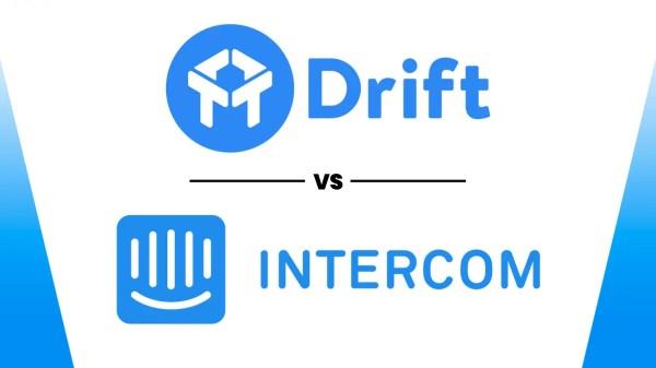 Conversational Marketing Showdown: Drift VS Intercom (2019)