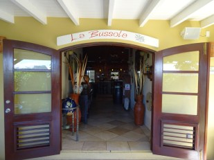 La Bussola Restaurant Welcome