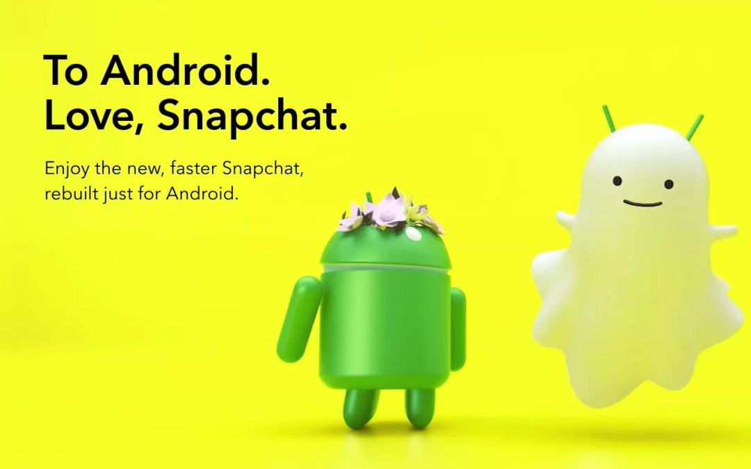 Snapchat Apk for Android Download [New Version 2020]