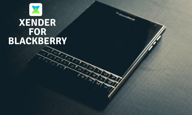 Xender for BlackBerry Latest Version Free Download