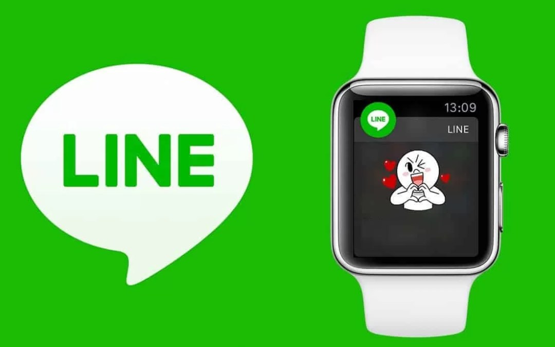 LINE for Apple Watch and TV (Installation Guide)