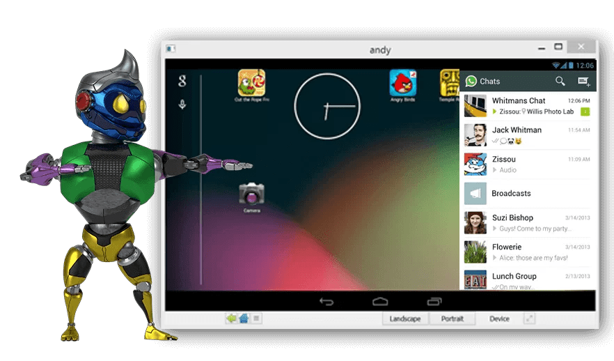 How to Install Andyroid for PC Windows/ Mac