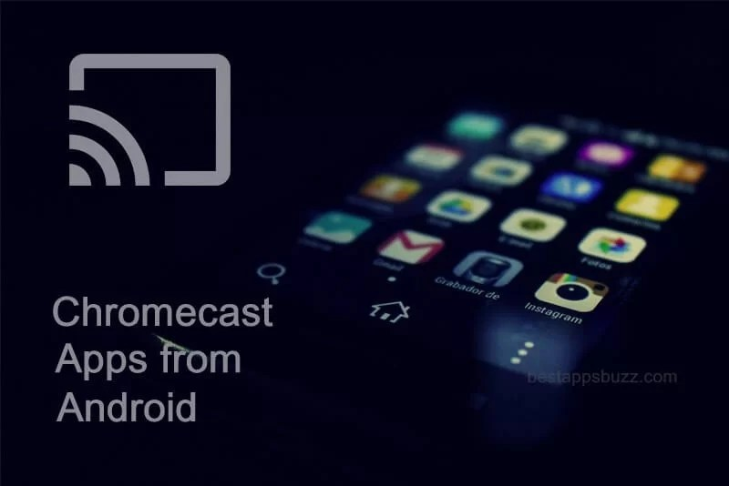 Cast Apps to Chromecast from Android