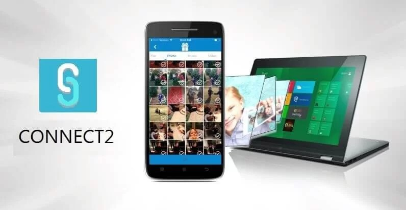 Connect2 for Windows Phone