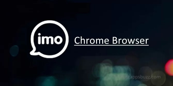 imo for Chrome