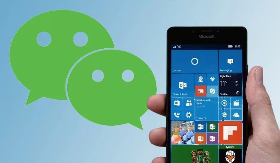 WeChat for Windows Phone [Best Messaging Alternatives]
