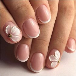 French Nails Design Tutorial