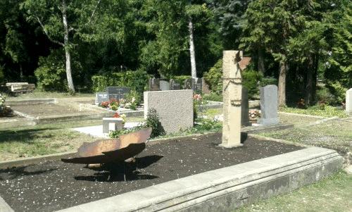 Schmetterlingsgrabfeld