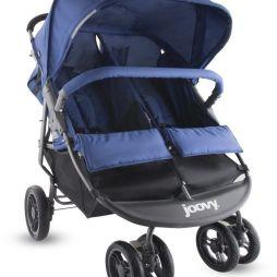 Joovy Scooter X2 Double Stroller, Black