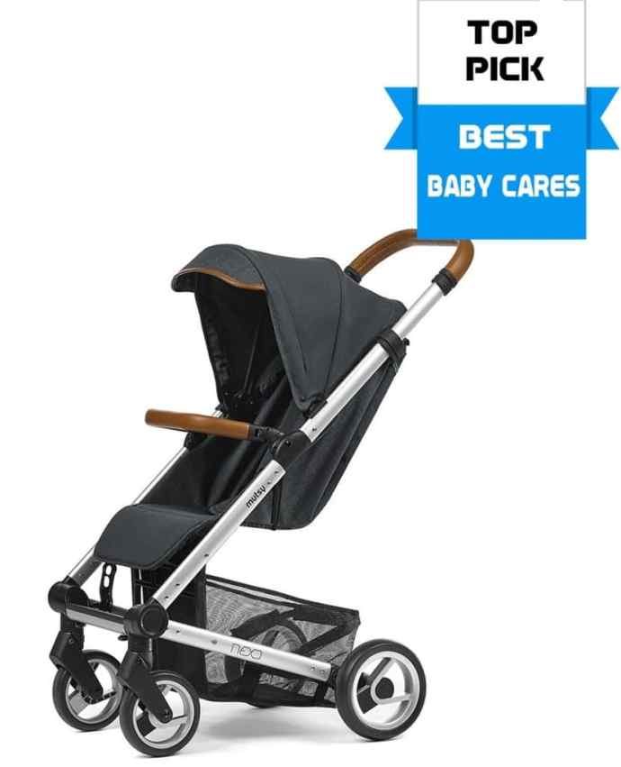 Mutsy Nexo Stroller, Dark top pick