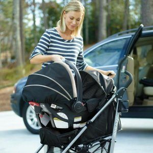 Secure Car Seat Connection