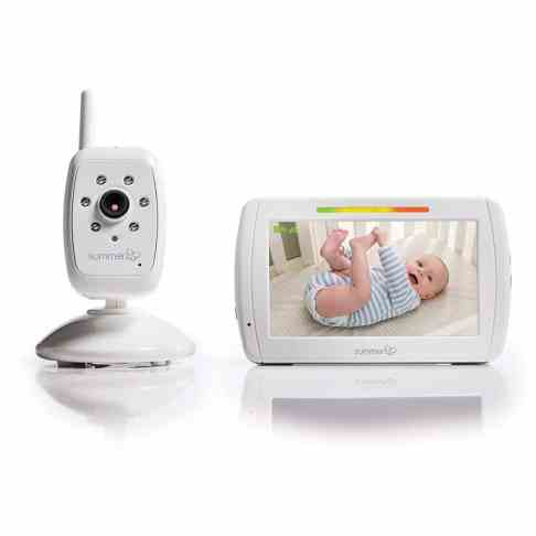 Summer Infant In View Digital Color Video Baby Monitor
