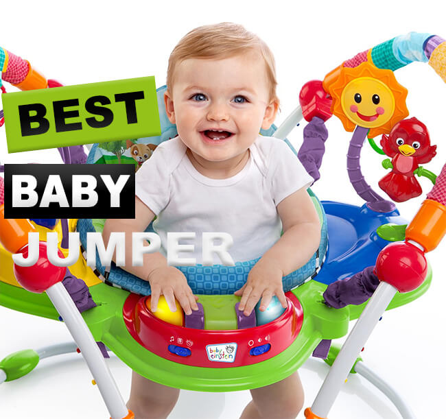 30c63a2c7 Top 10 Best Baby Jumpers Reviews   Guides in 2019