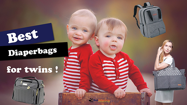 best diaper bag for twins