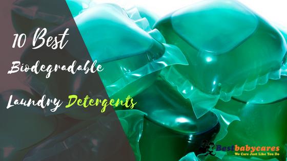 10 Best Biodegradable Laundry Detergents