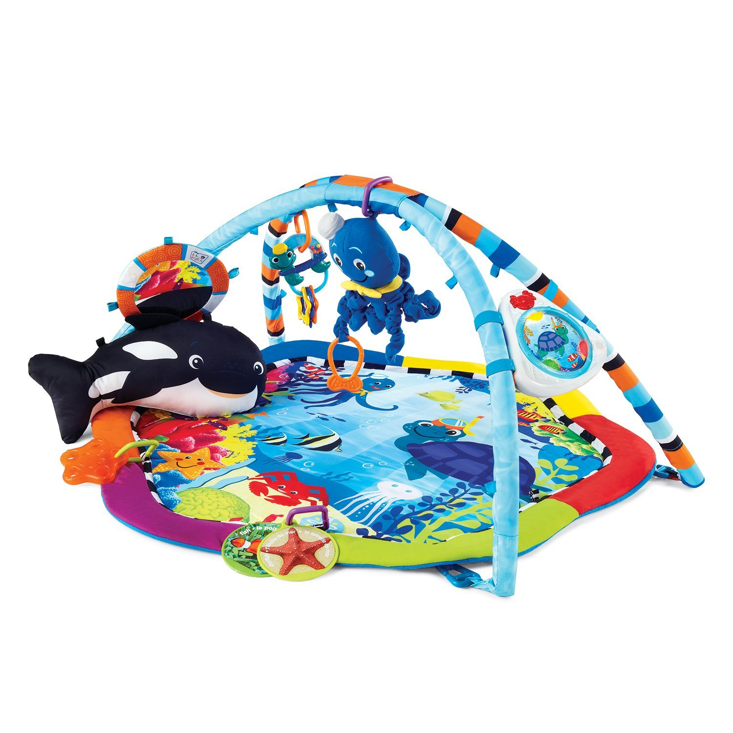 Here Is The Best Baby Gym And Reviews For