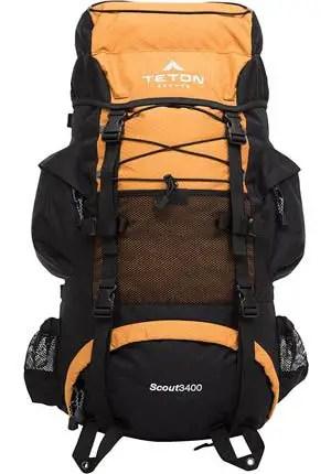 Best hiking backpacks under 100