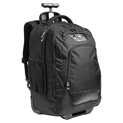 OGIO Wheelie Pack Wheeled Upright