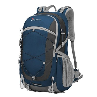 Mountaintop 40 Liter Unisex Hiking-Camping Backpack