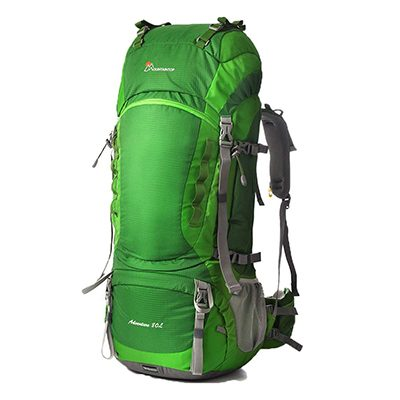 Mountaintop 55L-80L Hiking Backpack