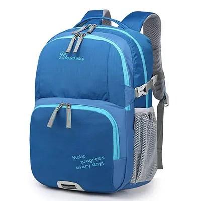 Mountaintop Kids School Backpack