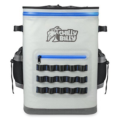 Chilly Billy 36-Can Portable Soft Cooler Backpack