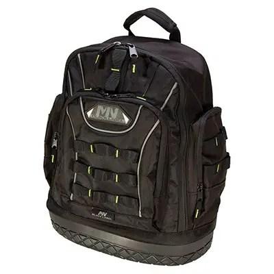 Nupla 67419 Black Label Rubber Bottom Backpack
