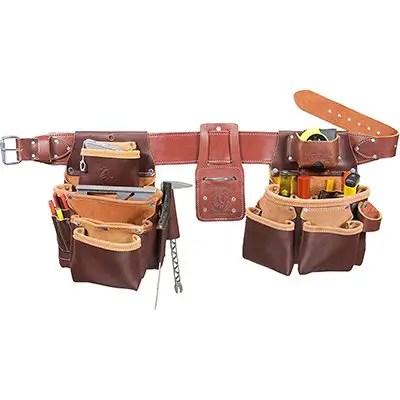 Occidental Leather 5089 M Seven Bag Framer