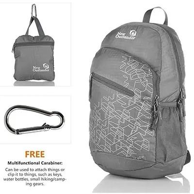 Outlander Ultra Lightweight Packable Daypack