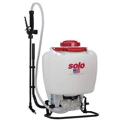 Solo 475-B Deluxe Professional Backpack Sprayer