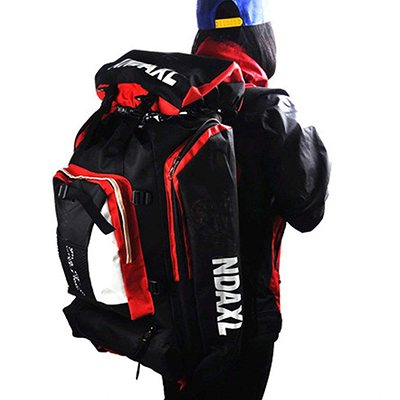 Superfisher Heavy Duty Duffle Fishing Backpack