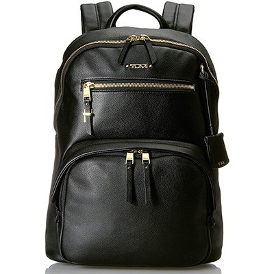 Tumi Women's Voyageur Leather Hagen - Halle Backpack