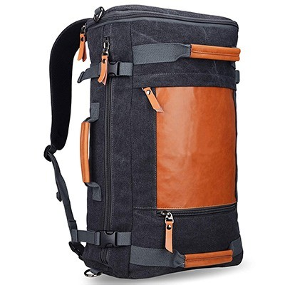 87b0ad564 11 Best Canvas Backpacks: Reviewed, Rated & Compared