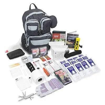 Emergency Zone 849 Survival Backpack