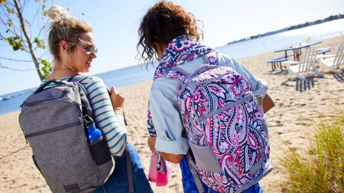 All About Vera Bradley Backpacks