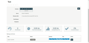 Bitcan Cloud Backup – Reliable Web Based Cloud Backup