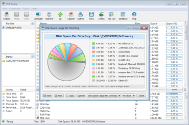 Disk Savvy 10.8 – Free and Powerful Disk Space Analyzer