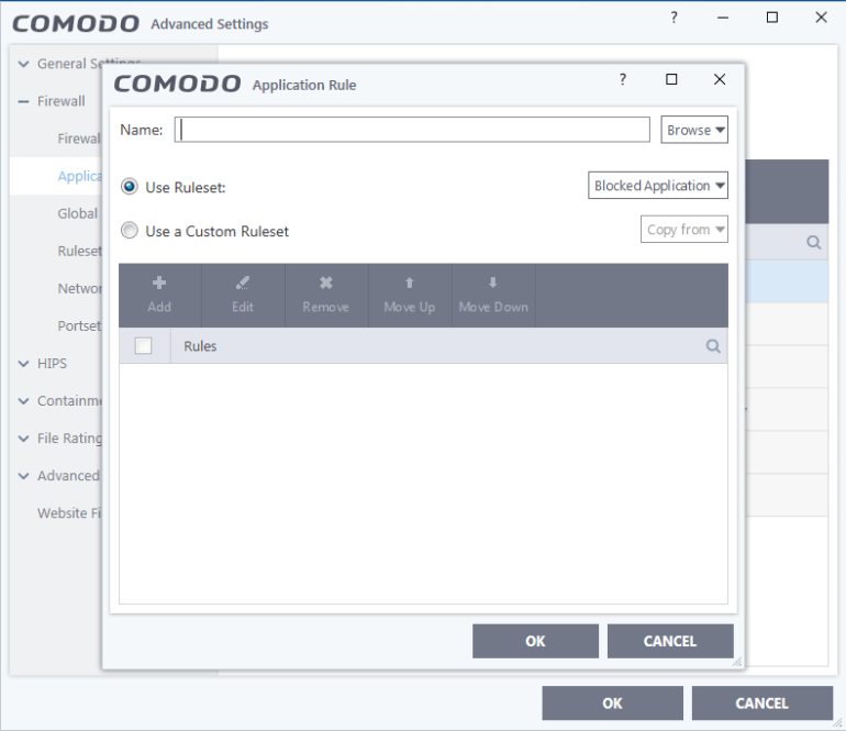 add new firewall rule in comodo.png
