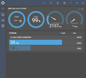 CAM 3.5.9 – A Complete PC Monitoring Software for Windows