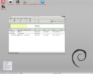 GParted Live 0.32 – The Best Free Disk Partitioning Software