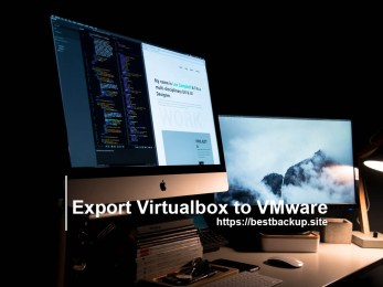 How to Export Virtual Machine from Virtualbox to VMware Workstation