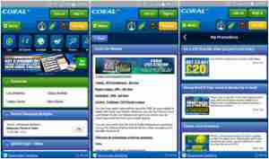 Coral Betting Site Review 1