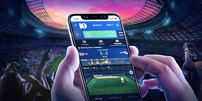 great mobile betting app