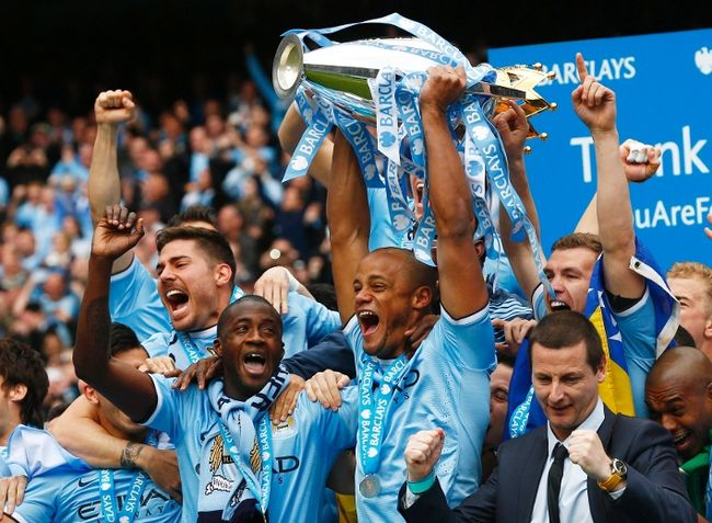 Manchester City For The Title? 2